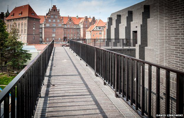 The Gdansk Shakespeare theatre