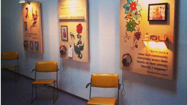 Tattoo exhibition