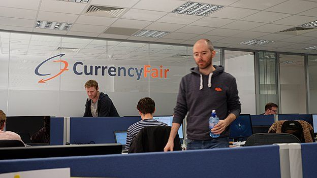 Currency Fair office