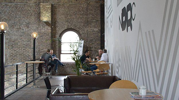 The NDRC offices in Dublin