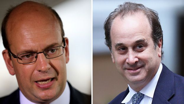 Mark Reckless and Brooks Newmark