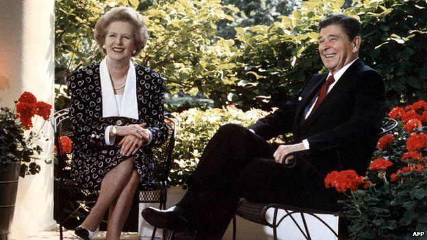 Thatcher/Reagan