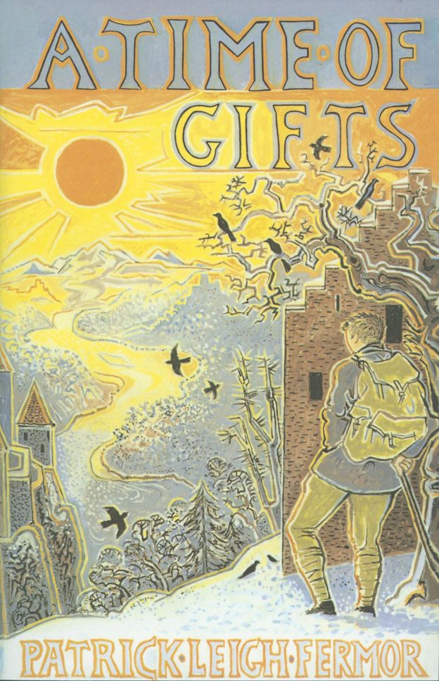 Paperback cover of A Time Of Gifts