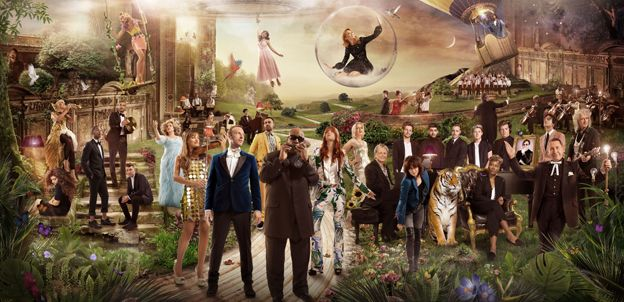 Full cast of BBC's Impossible Orchestra