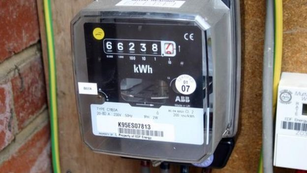 Smart meters can be hacked to cut power bills - BBC News