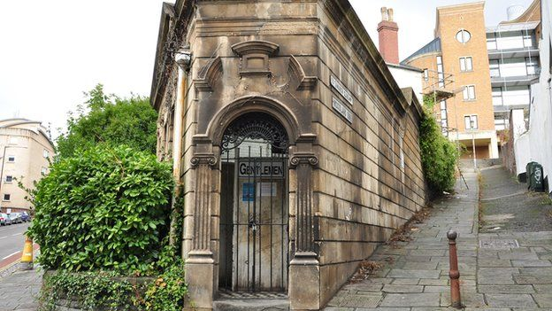 The Edwardian Cloakroom