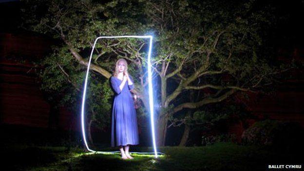 Under Milk Wood, Ballet Cymru