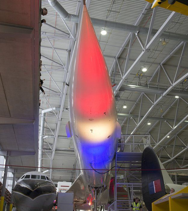 Concorde at IWM Duxford