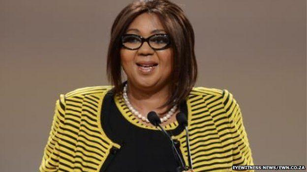 Ellen Tshabalala
