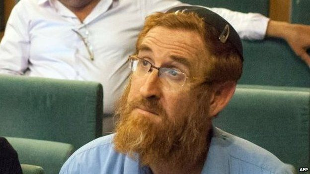 Rabbi Yehuda Glick (29/10/14)