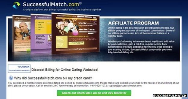 Make your own dating website