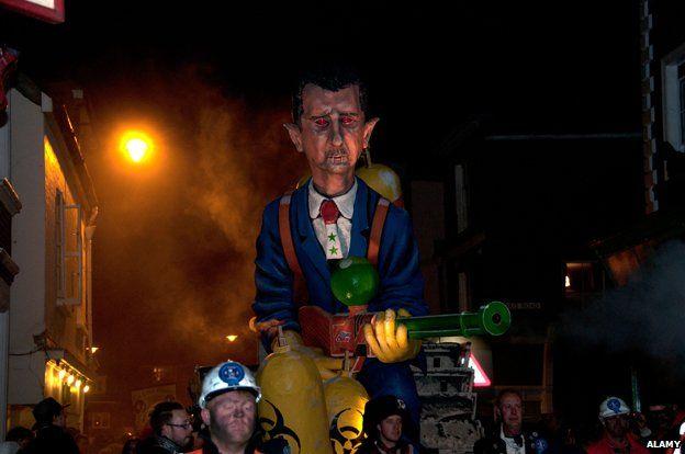 Assad, 2013