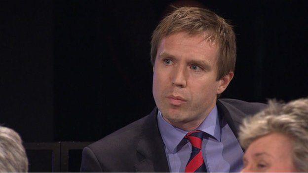 Councillor Nick McDonald