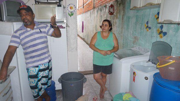 Gilberto and Soraya