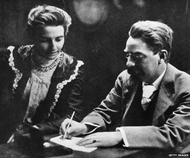 Beatrice and Sidney Webb
