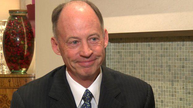 Soma Oil and Gas chief executive Bob Sheppard