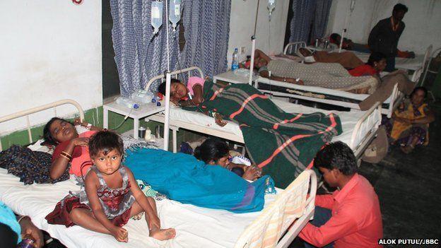 Chhattisgarh botched up surgery