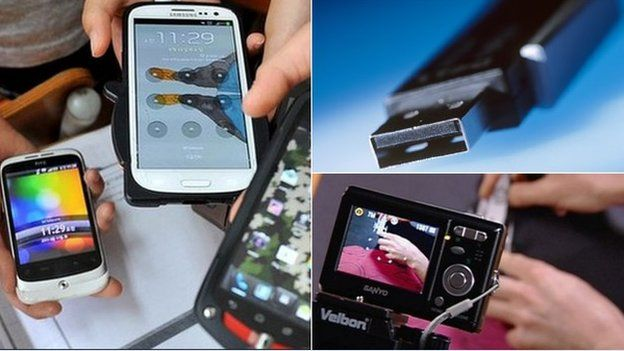 Devices that use flash memory