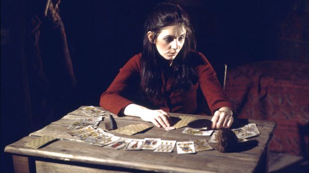 Eve Belton as Marya in 1969 BBC adaptation of The Possessed, or Demons