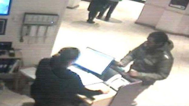 Premier Inn CCTV