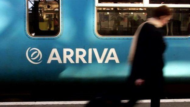 Tren Arriva