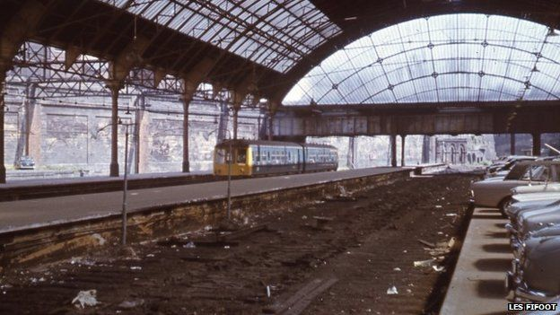 Liverpool Central in 1971