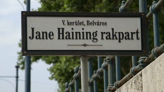 Jane Haining's name is recognised throughout the world