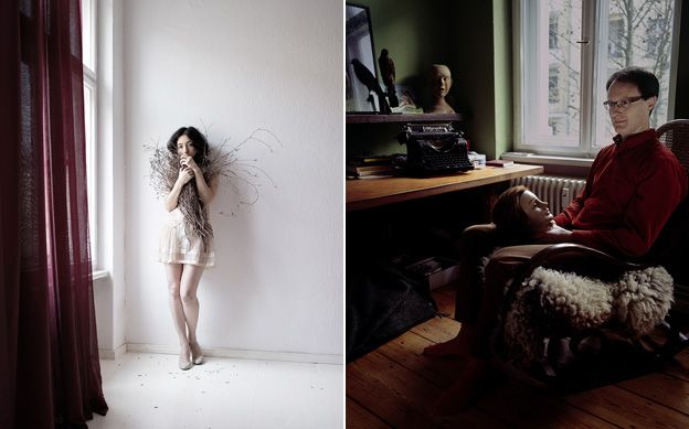 Viktoria Sorochinski by Andrej Glusgold and Andrej Glusgold by Viktoria Sorochinski