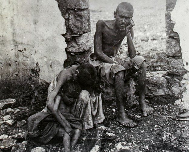 The famine of Lebanon resulted in 200,000 death