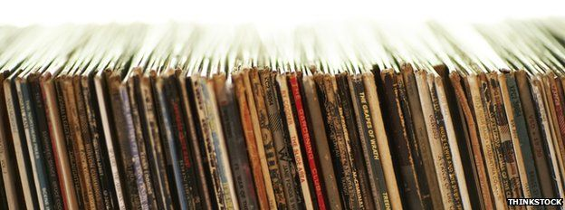 Image result for images of vinyl record collection