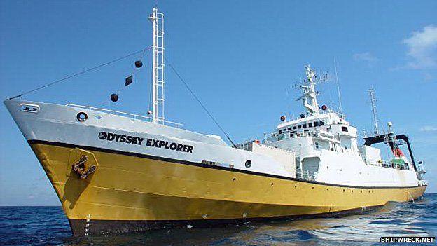 The Odyssey Explorer