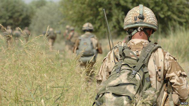 II Battalion The Parachute Regiment, Operation Herrick 8
