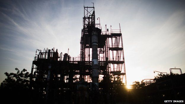 Bhopal gas plant