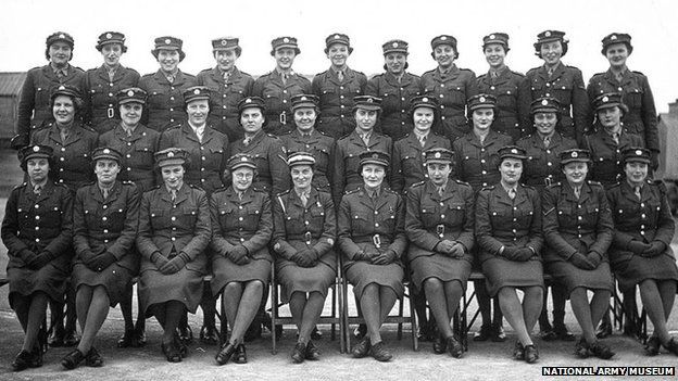 WW2 women's secret war effort at Cardigan Bay - BBC News