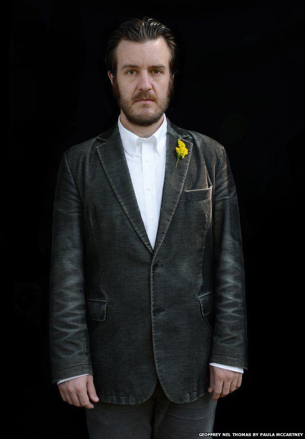 Geoffrey Nel Thomas by Paula McCartney