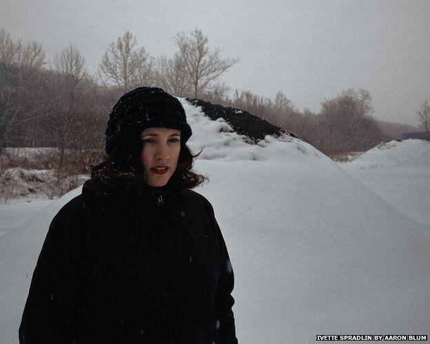 Ivette Spradlin by Aaron Blum