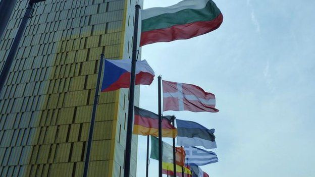 European Court of Justice (file pic)