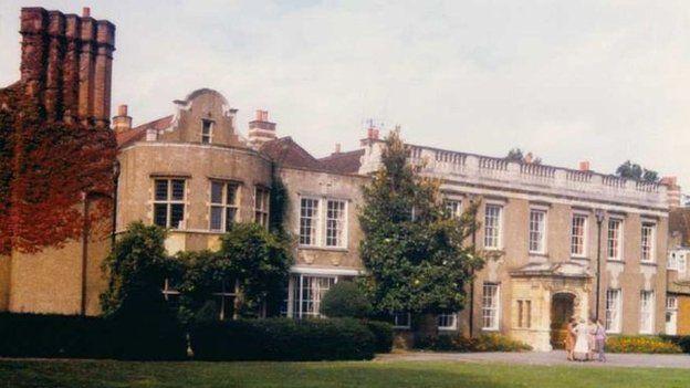Duncroft Approved School buildings