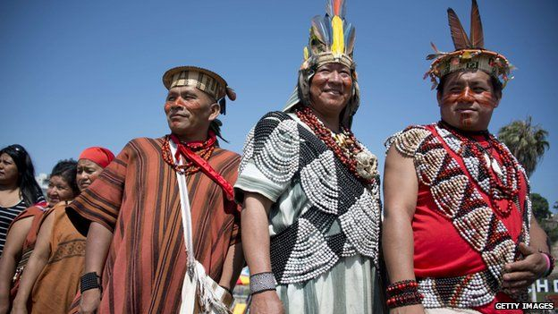 Indigenous Peruvians