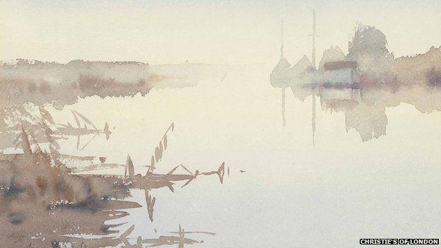 Misty Morning, River Thurne