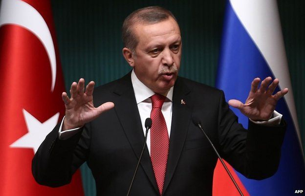 Recep Tayyip Erdogan (1 Dec)