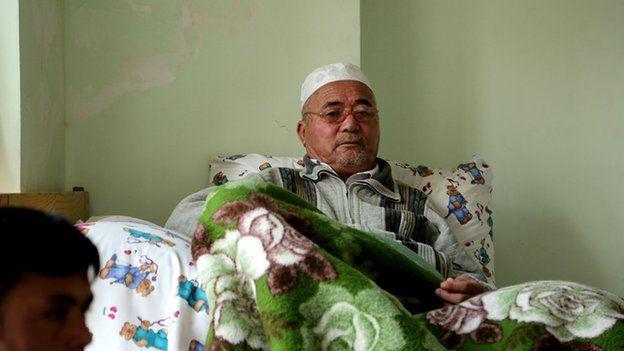 Abbas Alizada's father