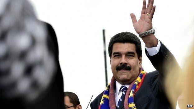 Nicolas Maduro Quito Dec 5 2014
