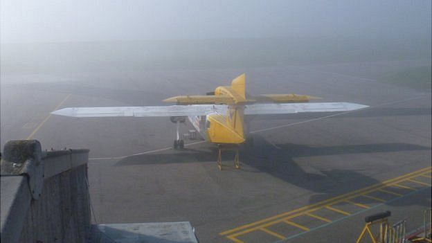 Alderney Fuel Shortage May See Aurigny Offload Bags And Passengers