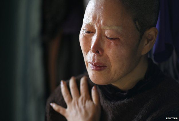 Kim Bok-soon spent 30 million won (£17,320) for 15 surgeries on her face over the course of a day and only afterwards found out her doctor was not a plastic surgery specialist
