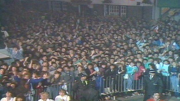 Llangefni 1987