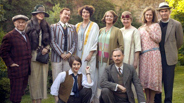 The characters of Mapp and Lucia