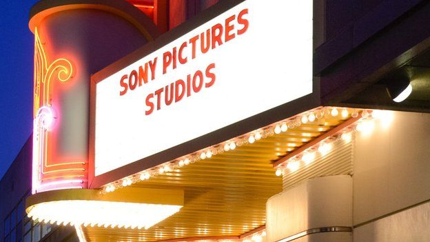 Sony Pictures Studios Backstage Theater