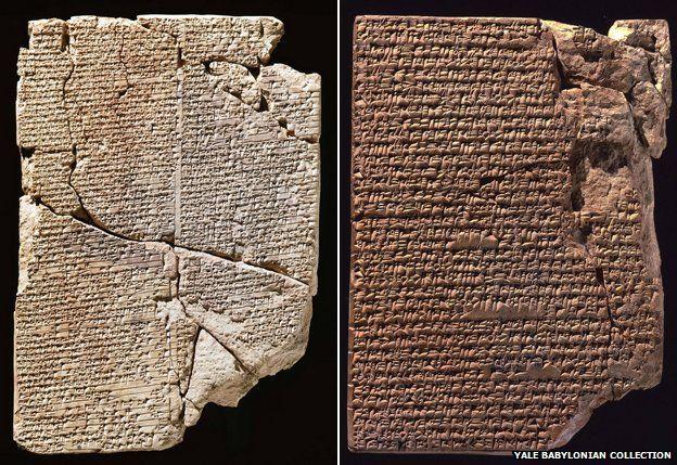 Mesopotamia tablets