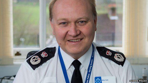 Giles York